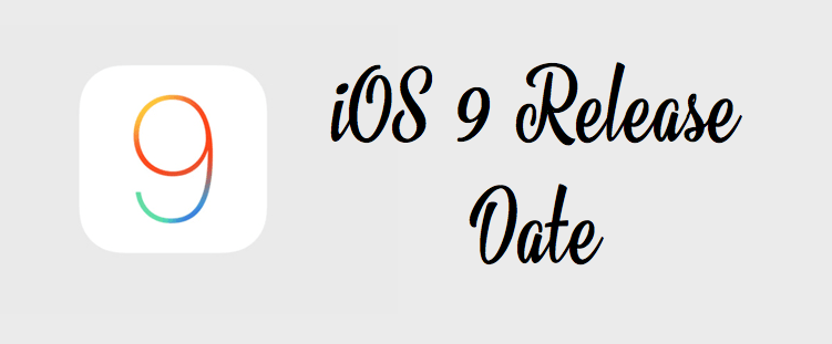 Apple iOS 9 Date Details