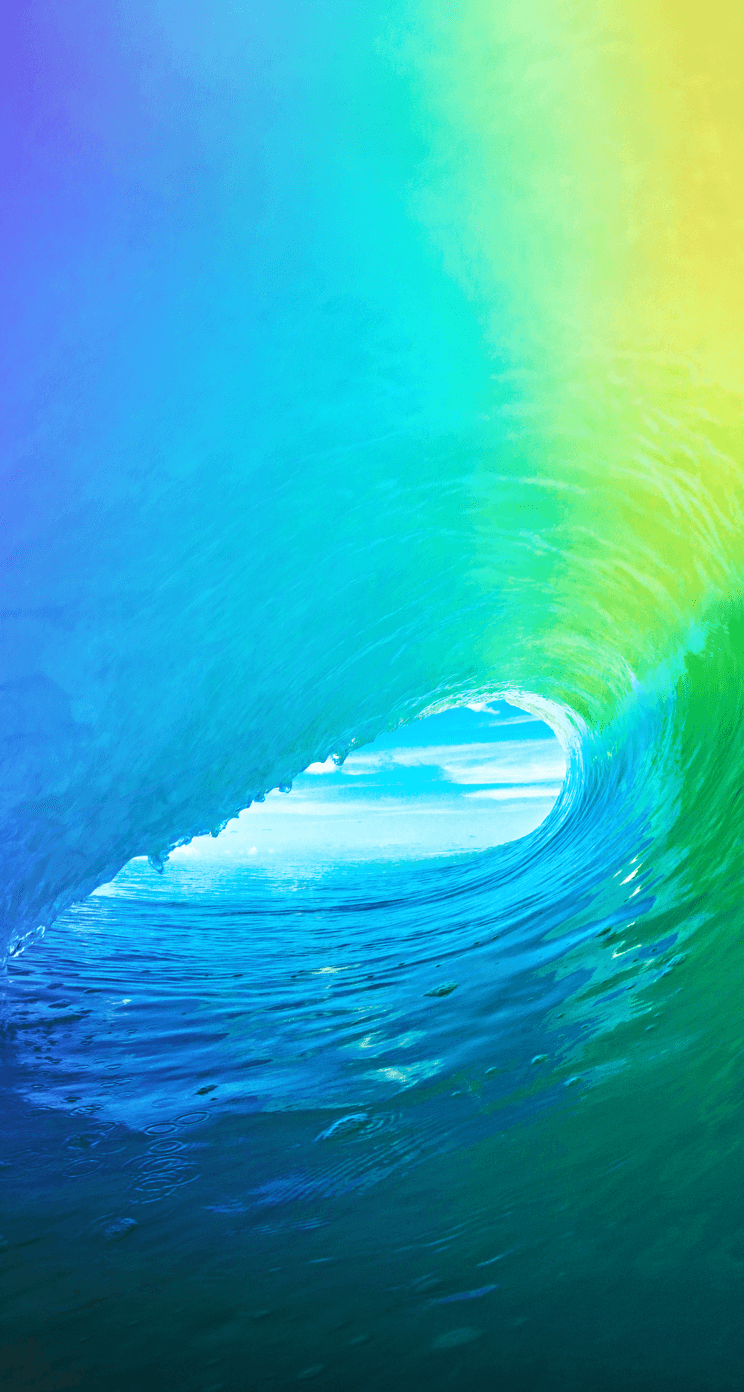 Download The Original IOS 9 Wallpapers