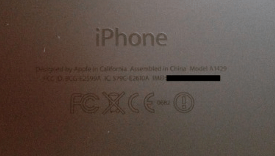 How to Check IMEI Number in APPLE iPhone 6S Plus, how to ...