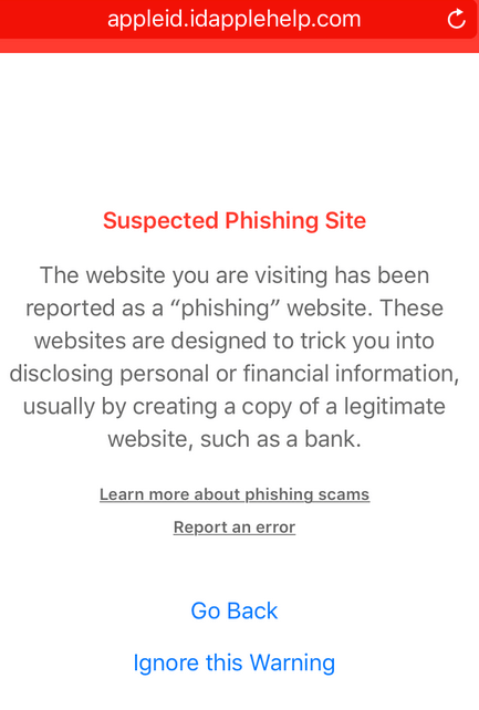 phishing-site-warning