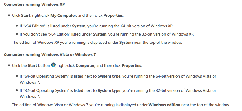 windows-bit-explained